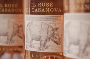 La Spinetta  Il Rosé di Casanova Toscana IGT 2018 Magnum